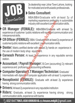 IT Manager Job