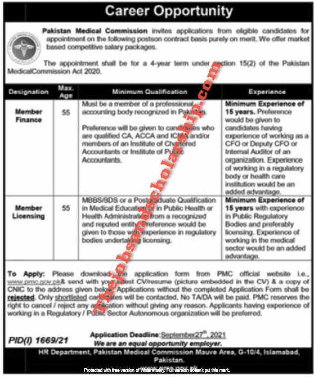 Ministry of Health Jobs